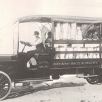 Hayashi Bros. Nursery truck